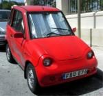 Reva, en elektrisk bil